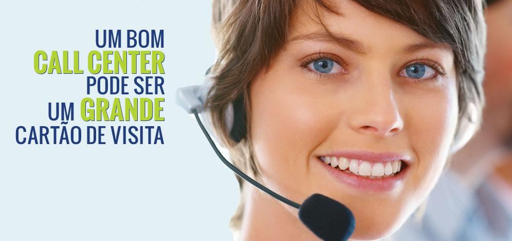 Um bom callcenter pode ser um grande cartão de visitas